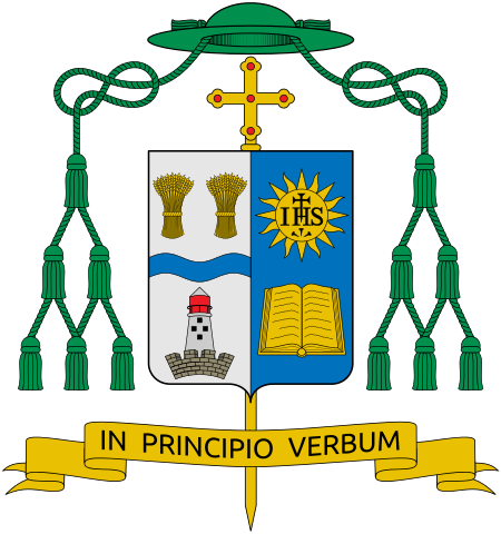 File:Coat of arms of William Joseph Wright.svg.