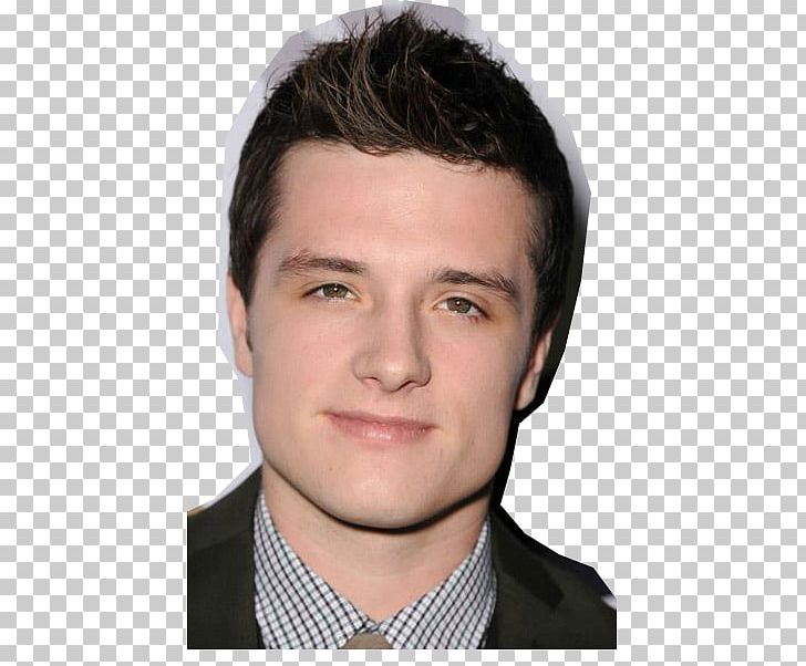 Josh Hutcherson The Hunger Games Los Angeles Actor Eyebrow PNG.