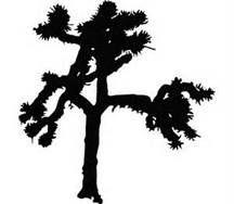 u2 joshua tree logo.