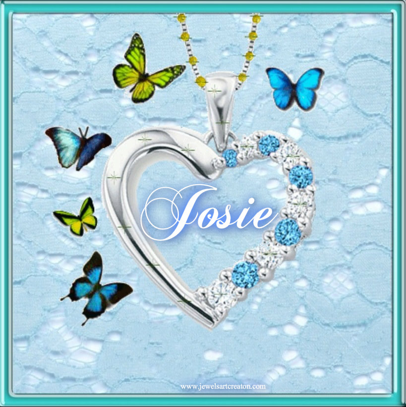 Josie Timeline Cover and Profile Picture ~ Jewels Art Creation.