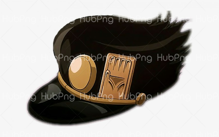 jotaro hat png hd Transparent Background Image for Free.