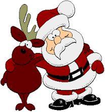 Kuvahaun tulos haulle joulupukki ja tonttu.