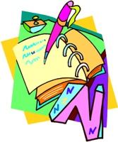 Journal Clip Art Free.