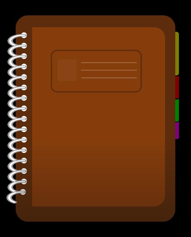 Journal Clip Art Images.