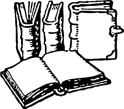 1324 Journal free clipart.