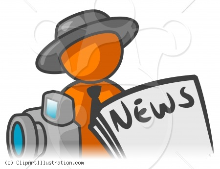 Journalism Clipart #AoTM9j.