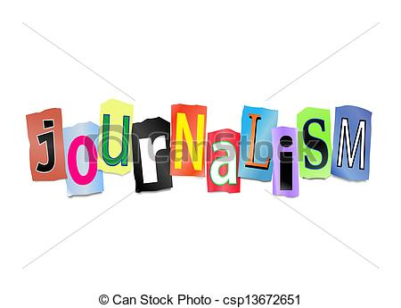 Journalism clipart.