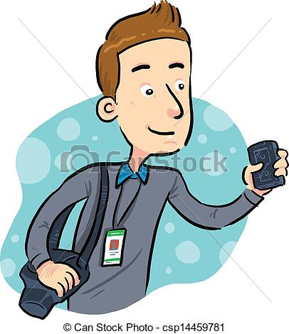 Journalist Clipart and Stock Illustrations. 7,940 Journalist.