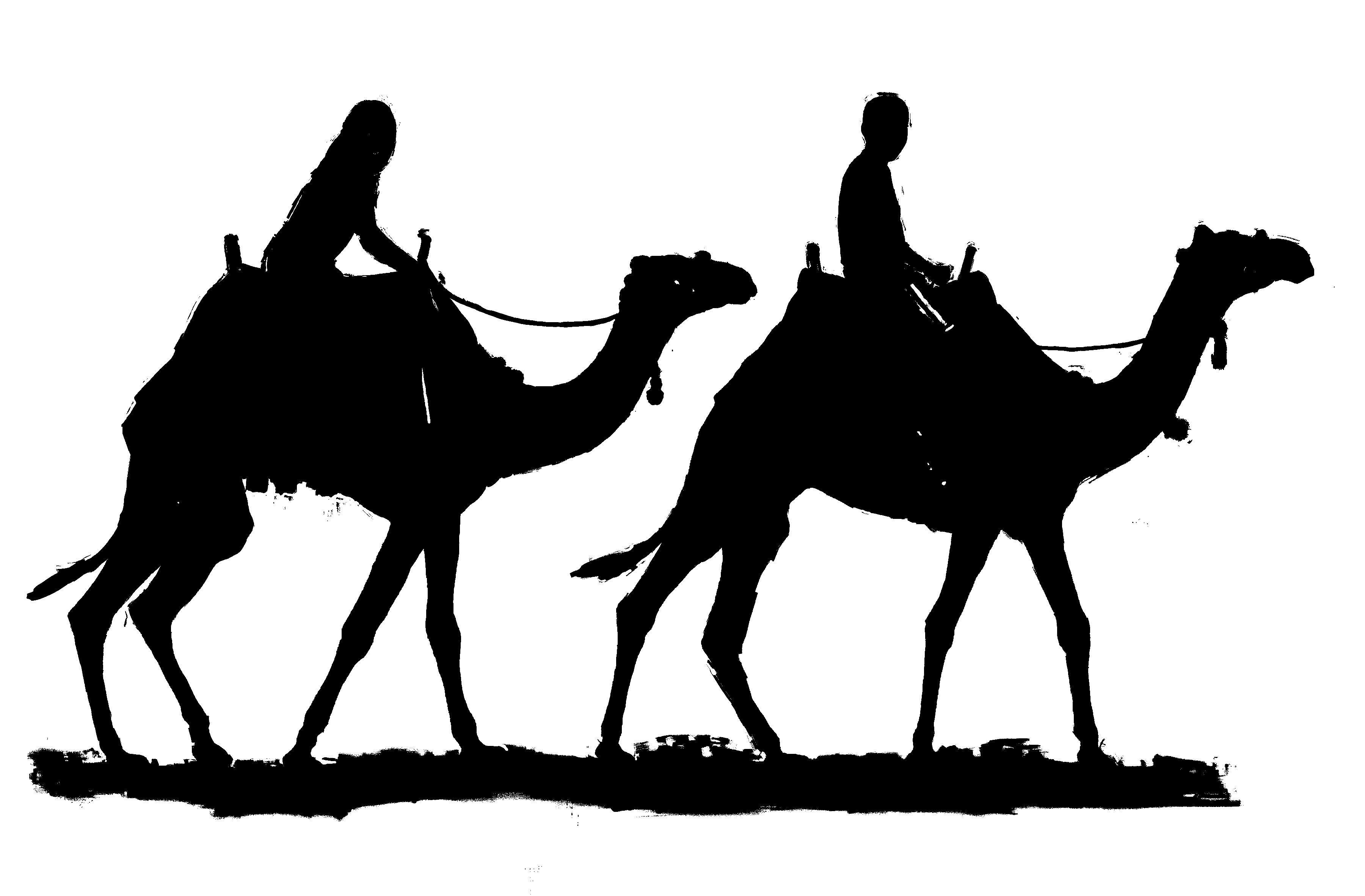 Camel clipart journey, Camel journey Transparent FREE for.