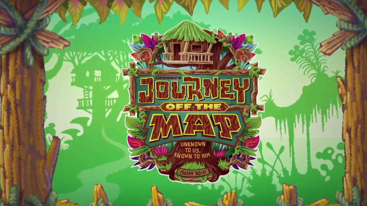 Vbs 2015 Journey Off The Map Clipart.