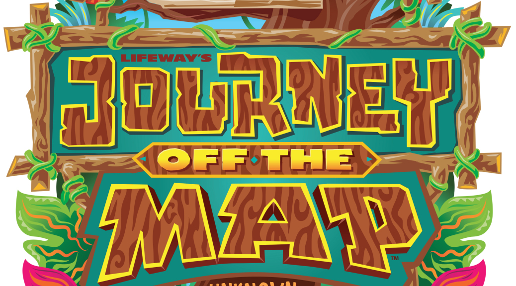 journey off the map.