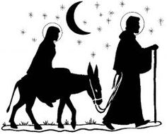 Journey To Bethlehem Silhouette at GetDrawings.com.