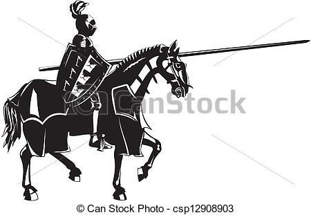 Joust Clipart and Stock Illustrations. 257 Joust vector EPS.