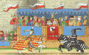 Jousts & Tournaments.