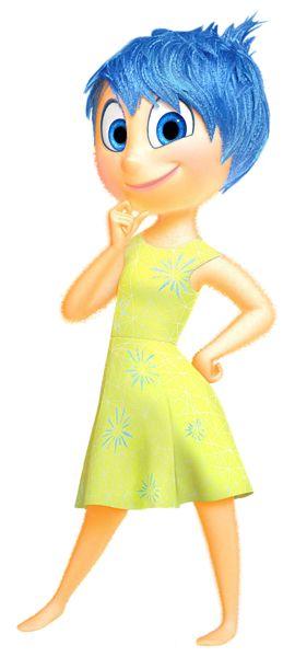 Joy Disney Clipart.