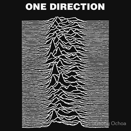 One Direction/Joy Division.