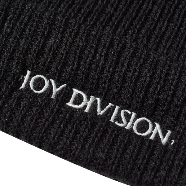 PLEASURES x Joy Division Logo Beanie.