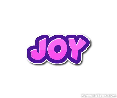 Joy Logo.