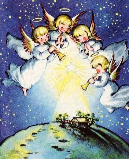 Christmas Angels\