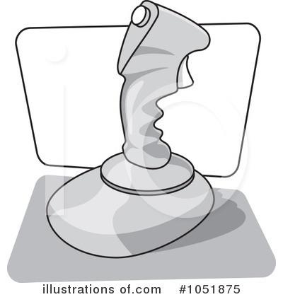 Joystick Clipart #1051875.