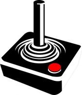 Gamepad Joystick Free Vectors.