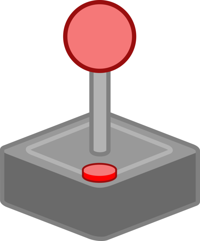 Image Gallery of Joystick Clipart.