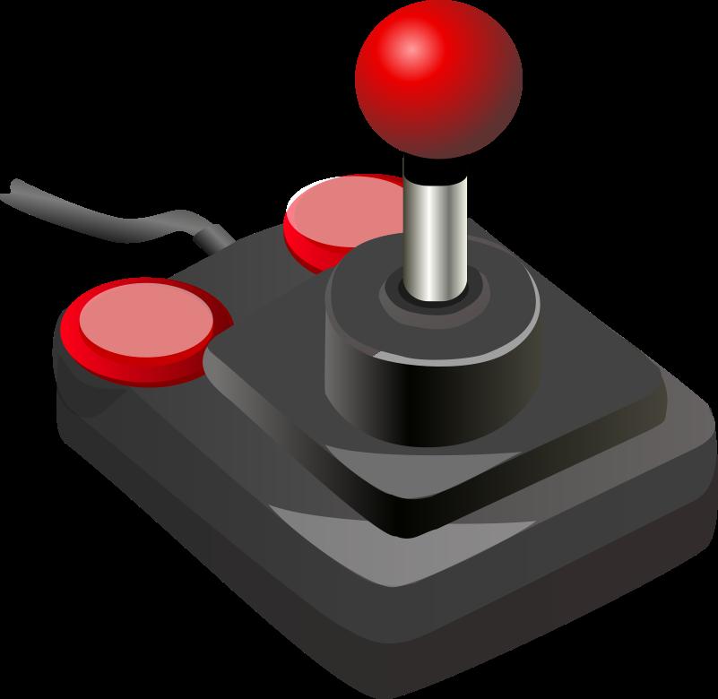Free Joystick Clip Art.