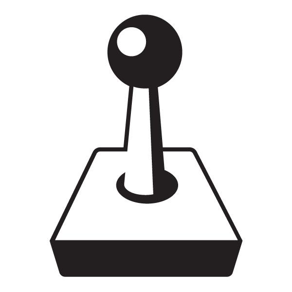 Clipart joystick.