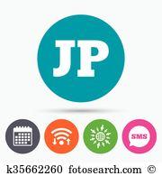 Jp Clipart and Illustration. 71 jp clip art vector EPS images.