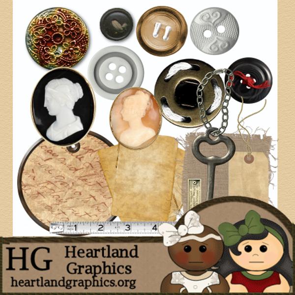 Boutique Graphics Clipart.