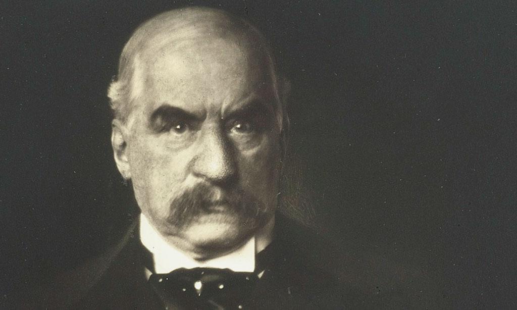 J.P Morgan.