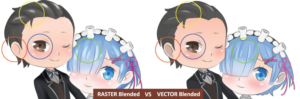 What\'s the Difference Between Raster and Vector?.