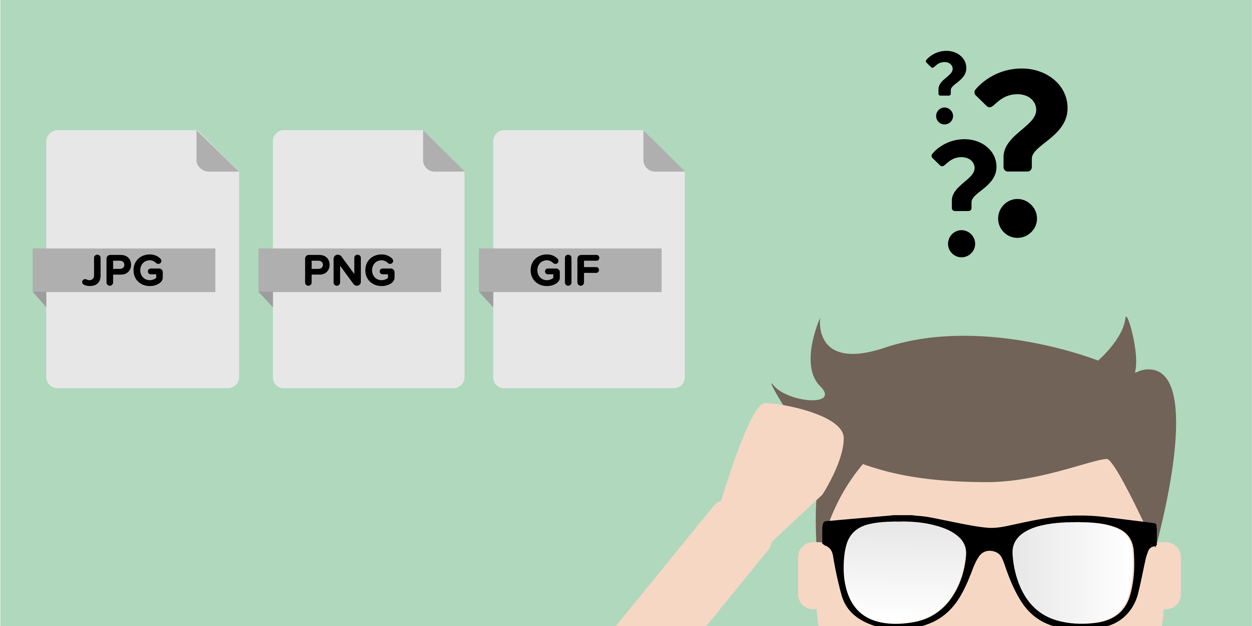 File Types: Master when to Use JPEG, GIF, or PNG [INFOGRAPHIC].