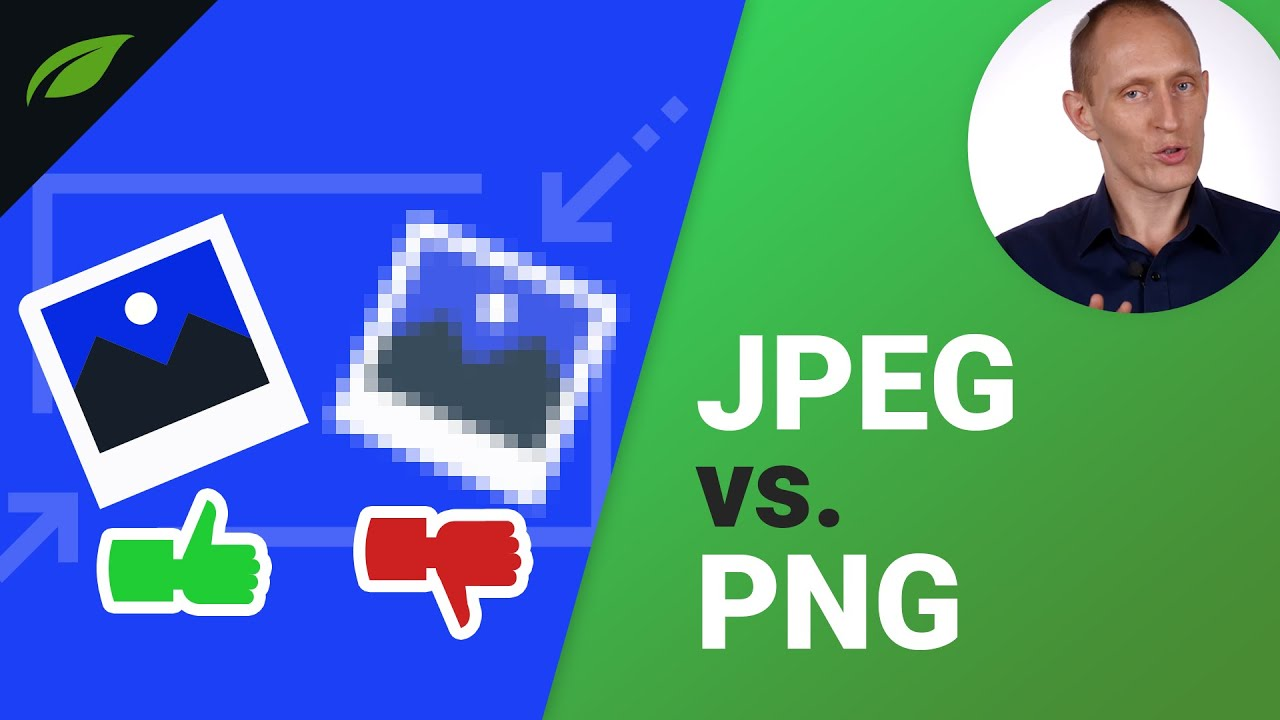 JPEG or PNG? Why the Right Image Format Makes Your Site FASTER.