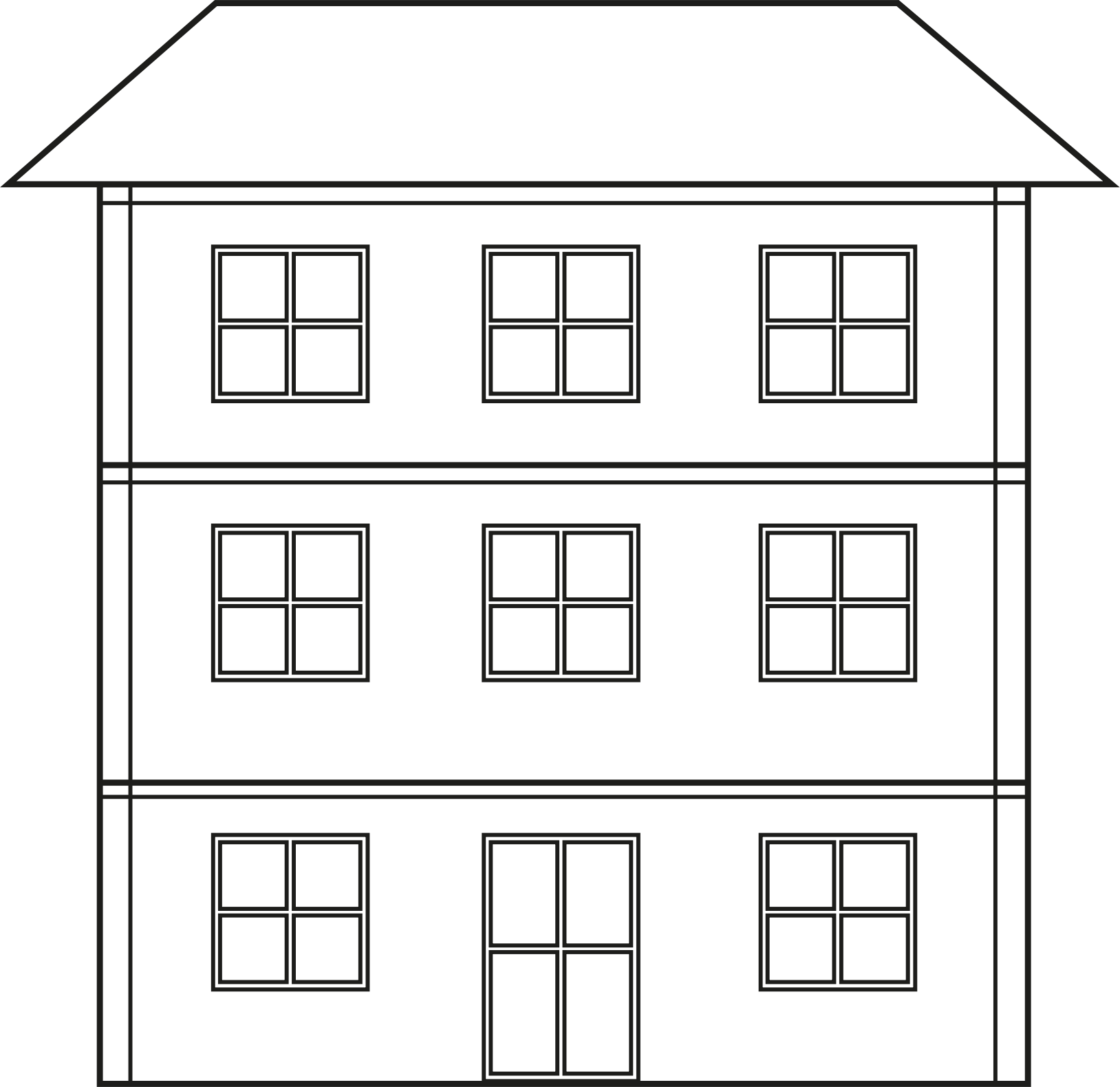 Houses clipart jpeg, Houses jpeg Transparent FREE for.