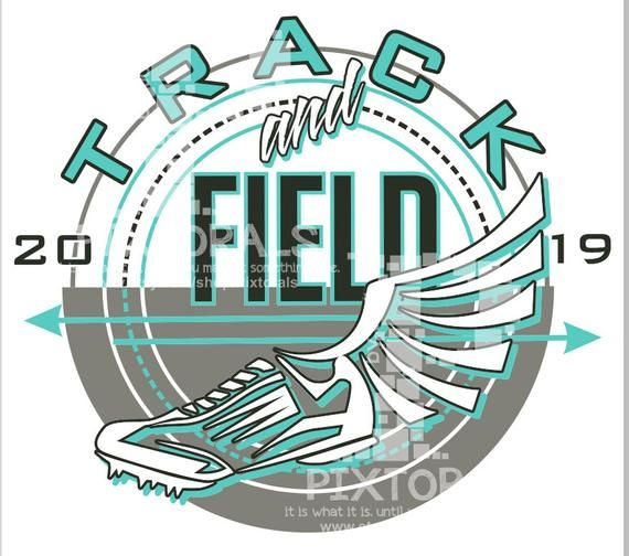 Track and Field Design! EPS, jpeg, PDF, png, *NEW* Svg and.