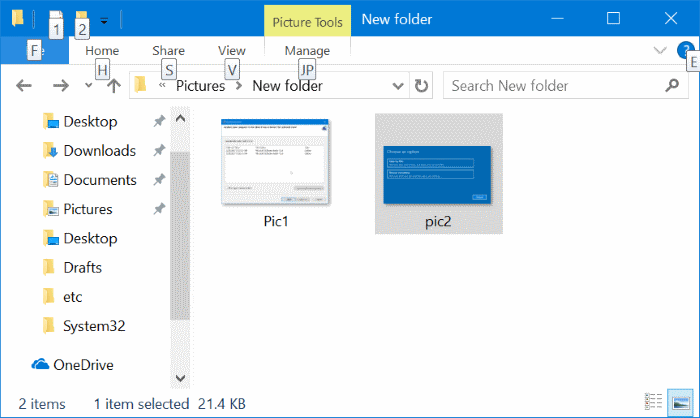 How To Convert JPEG And PNG Pictures To PDF In Windows 10.
