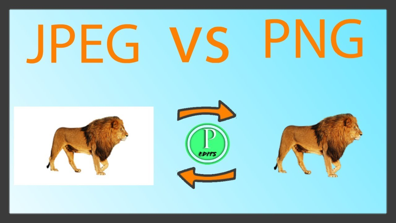 JPEG vs PNG image use in PS touch in Tamil language.