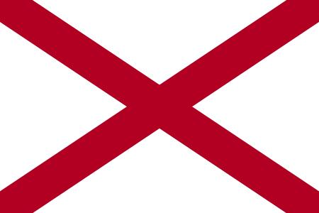Free Alabama Flag Images: AI, EPS, GIF, JPG, PDF, PNG, and SVG.