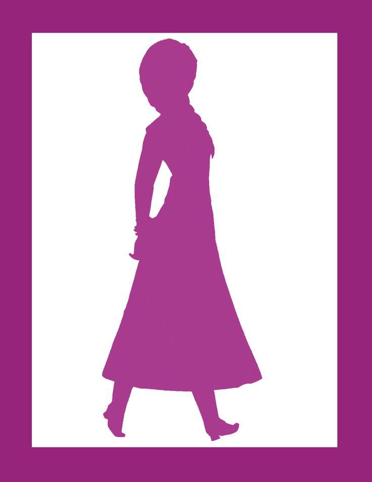 Jpg Disney Elsa Shadow Clipart.