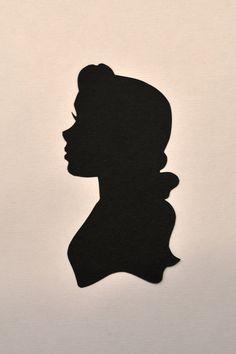 Jpg Disney Belle Shadow Clipart.