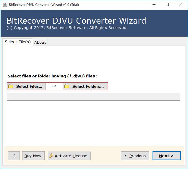 DjVu Converter.
