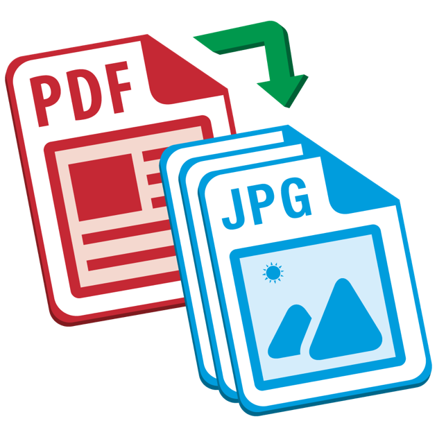 PDF to JPG : The Batch PDF to Image Converter.