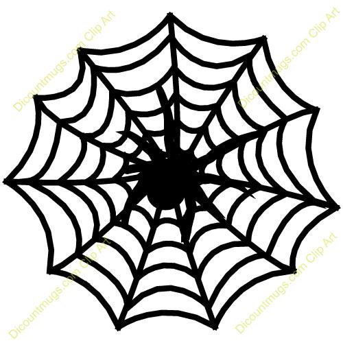 Best Spider Web Clipart #4387.