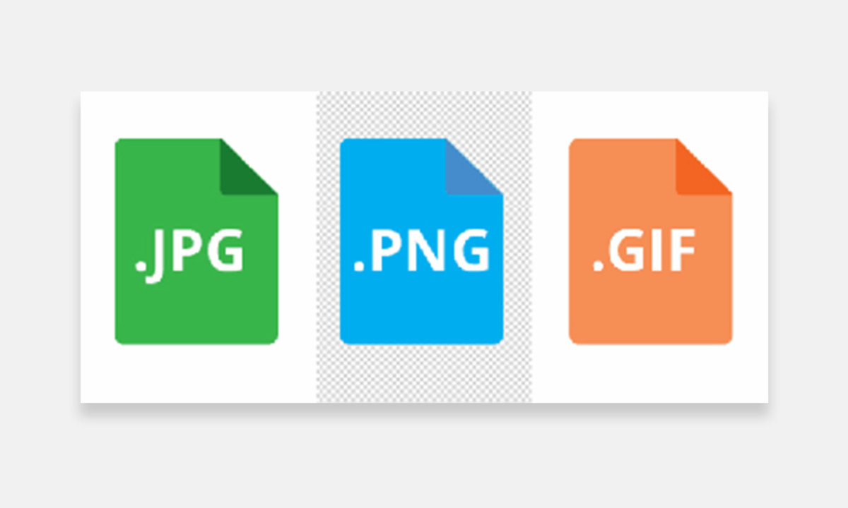 Clever Graphic Shows You When To Save Your Images As JPG, PNG, GIF.
