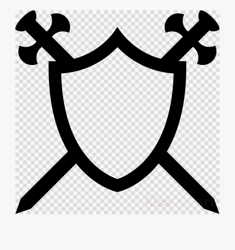 Sword And Shield Transparent Jpg.