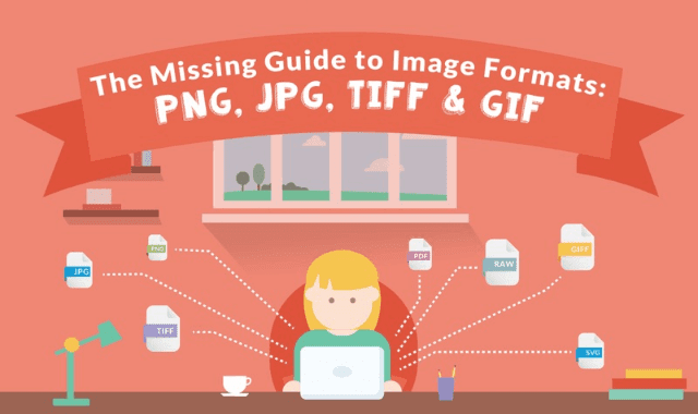 The Missing Guide to Image Formats: PNG, JPG, TIFF & GIF.
