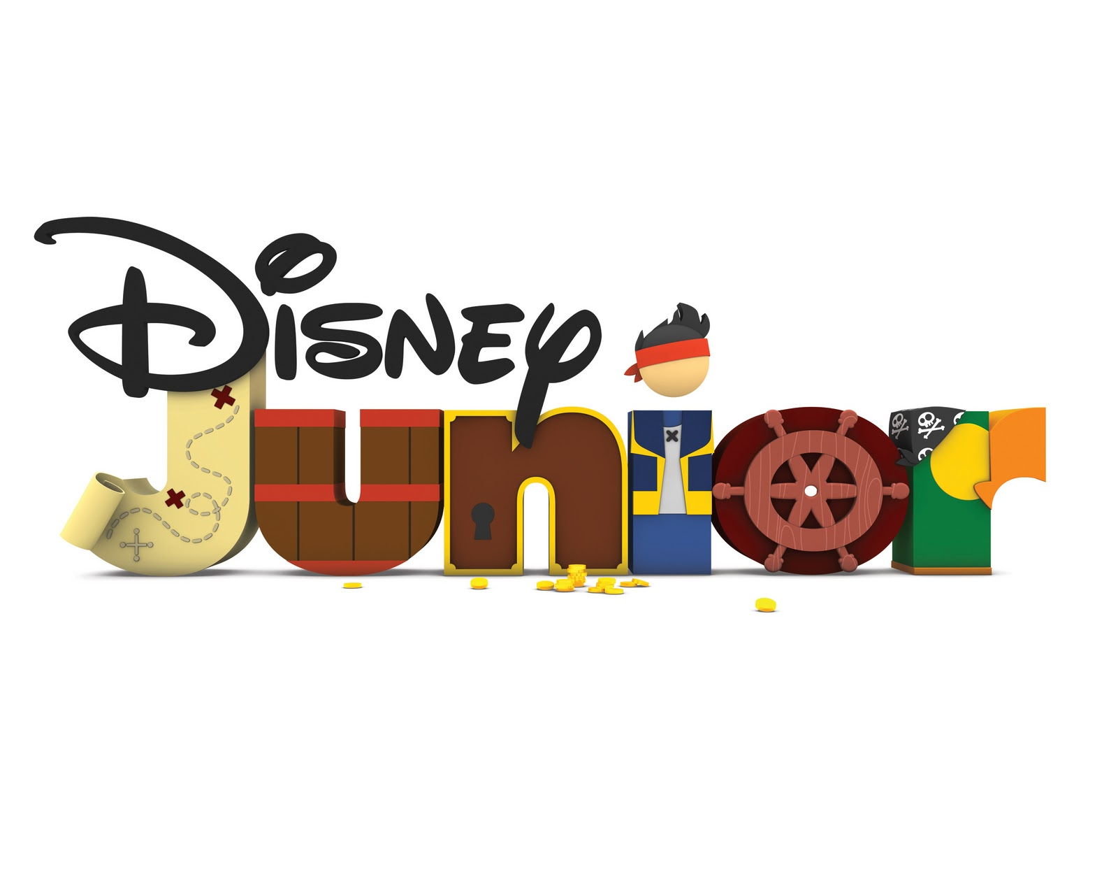 Disney Jr Clip Art.