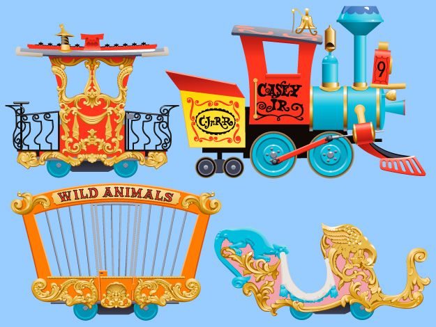 1000+ ideas about Circus Train on Pinterest.