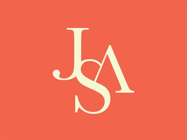 25 Elegant Examples of Monograms in Logo Design.